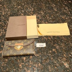 Louis Vuitton PF Pallas Mono Aurore Wallet